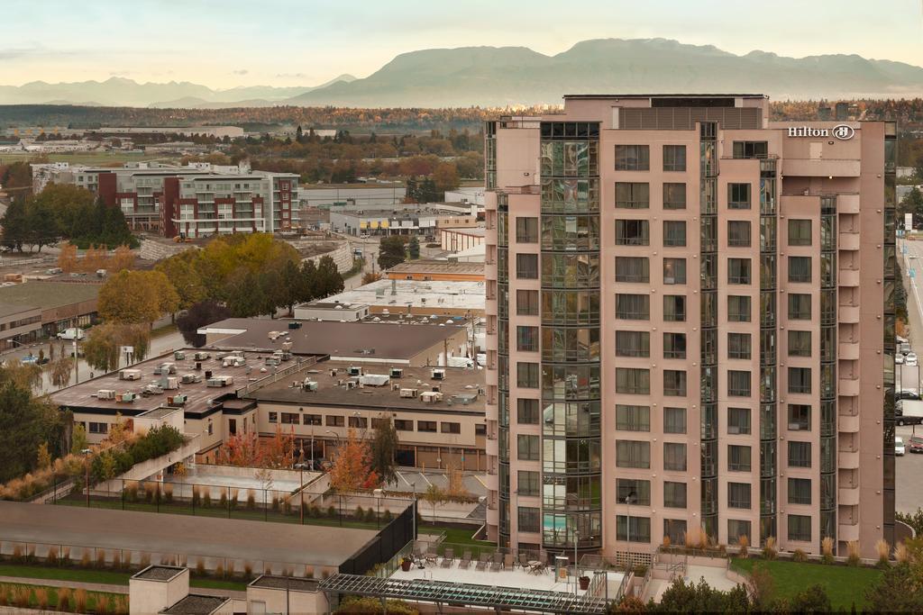 هتل هیلتون ایرپورت ونکوور