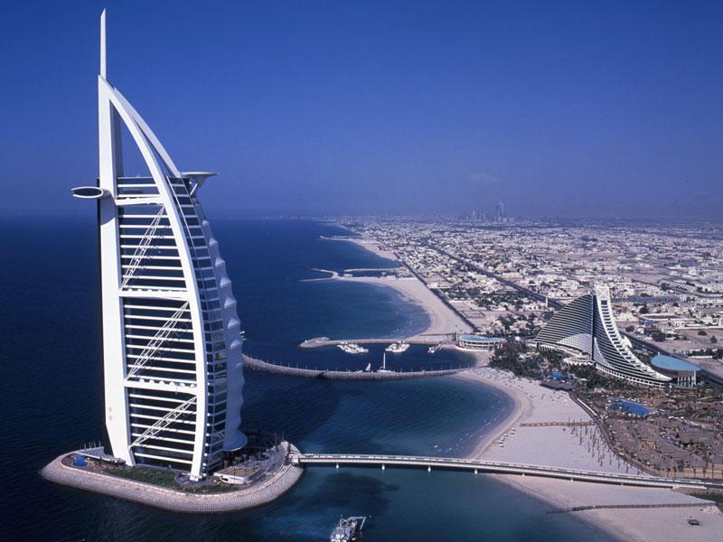 حقایقی جالب در مورد برج العرب