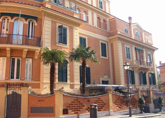 هتل سان آنسلمو رم