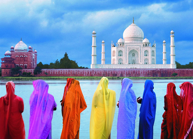جاذبه های گردشگری هند