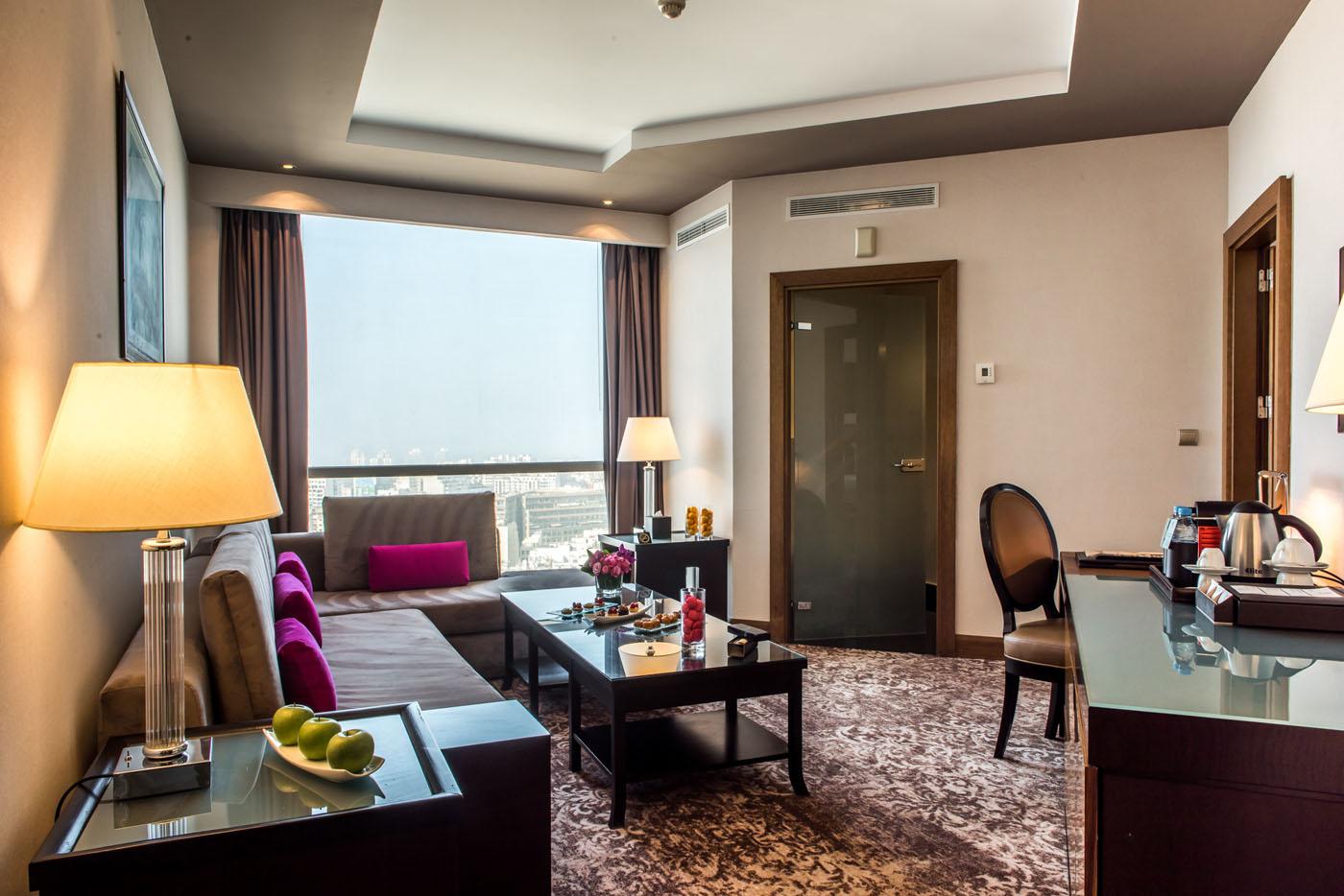 هتل کنزی تاور کازابلانکا