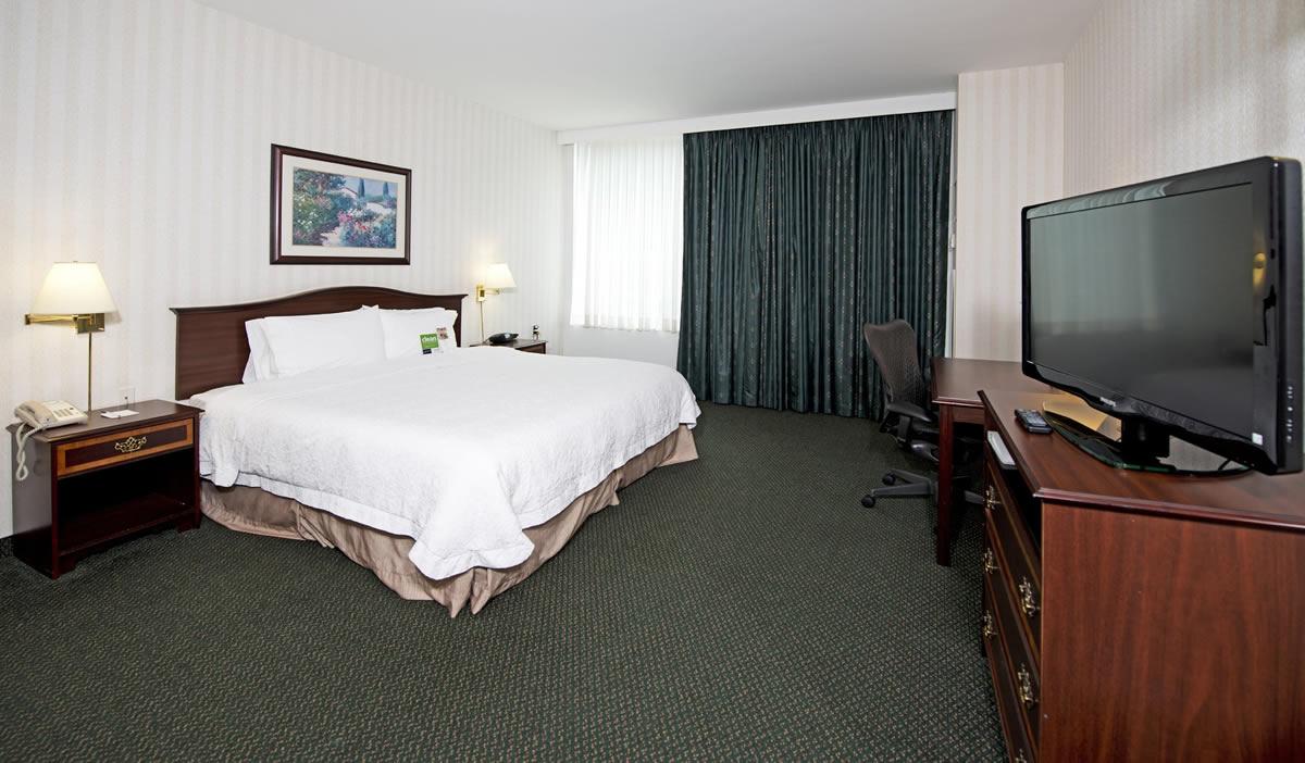 هتل هامپتون این بای هیلتون اتاوا