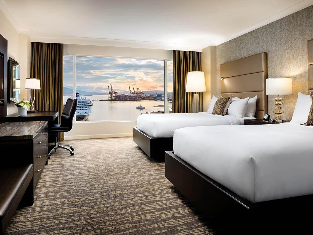 هتل فیرمونت واترفرانت ونکوور