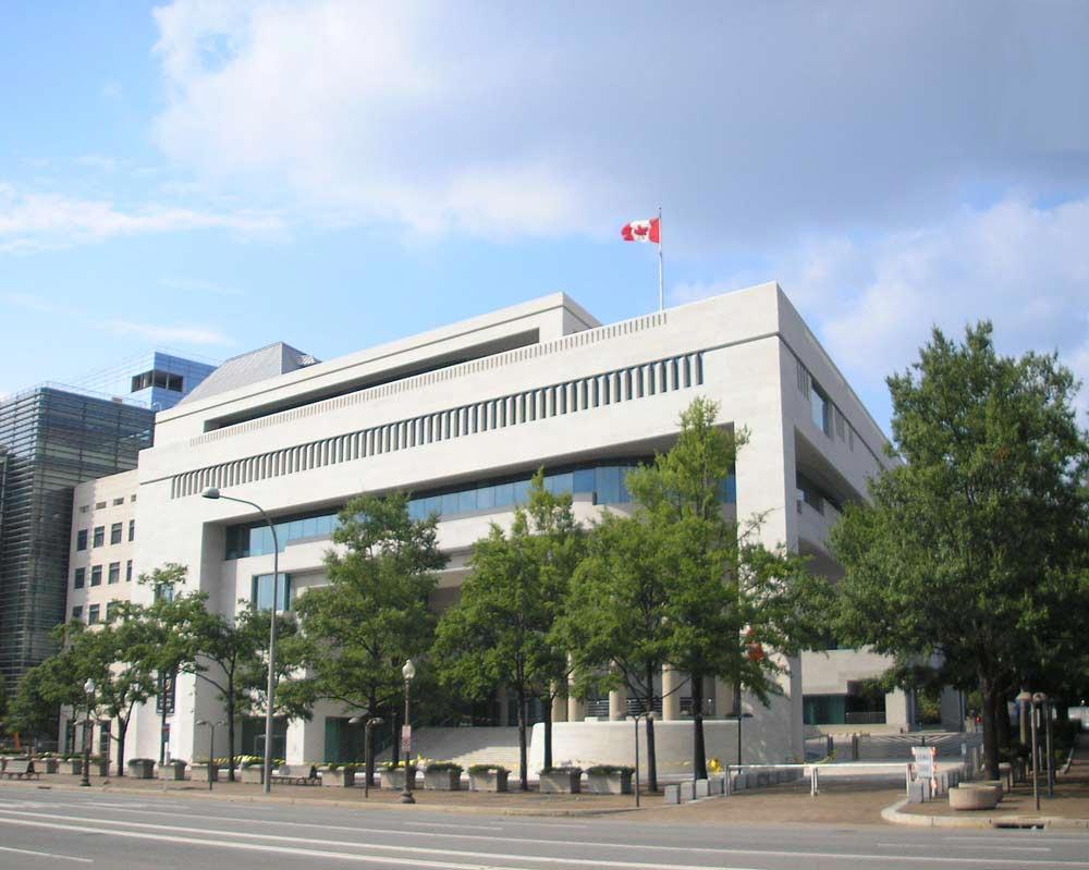 سفارت کانادا ابوظبی