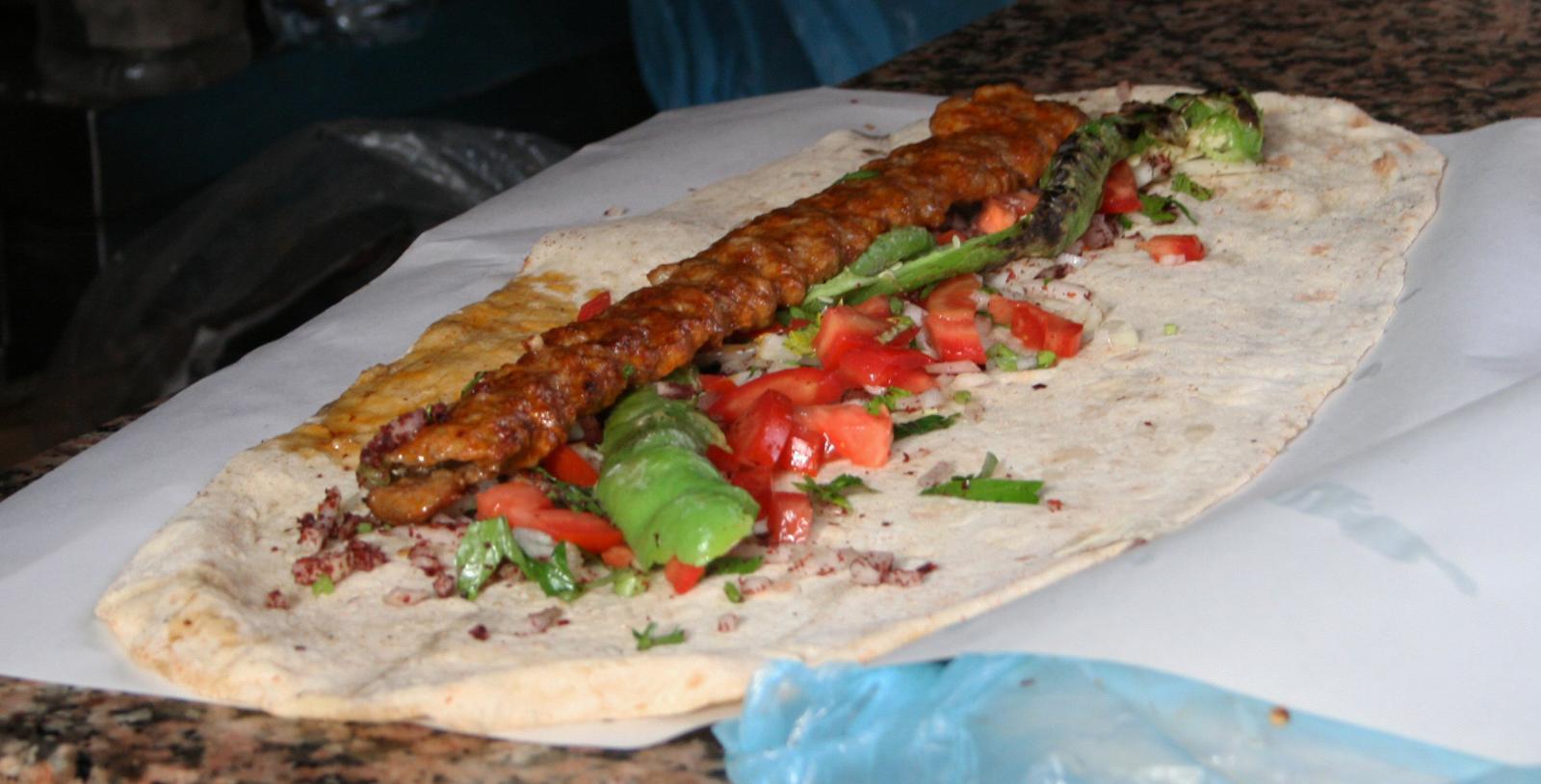 10 غذای معروف و خوشمزه ترکیه