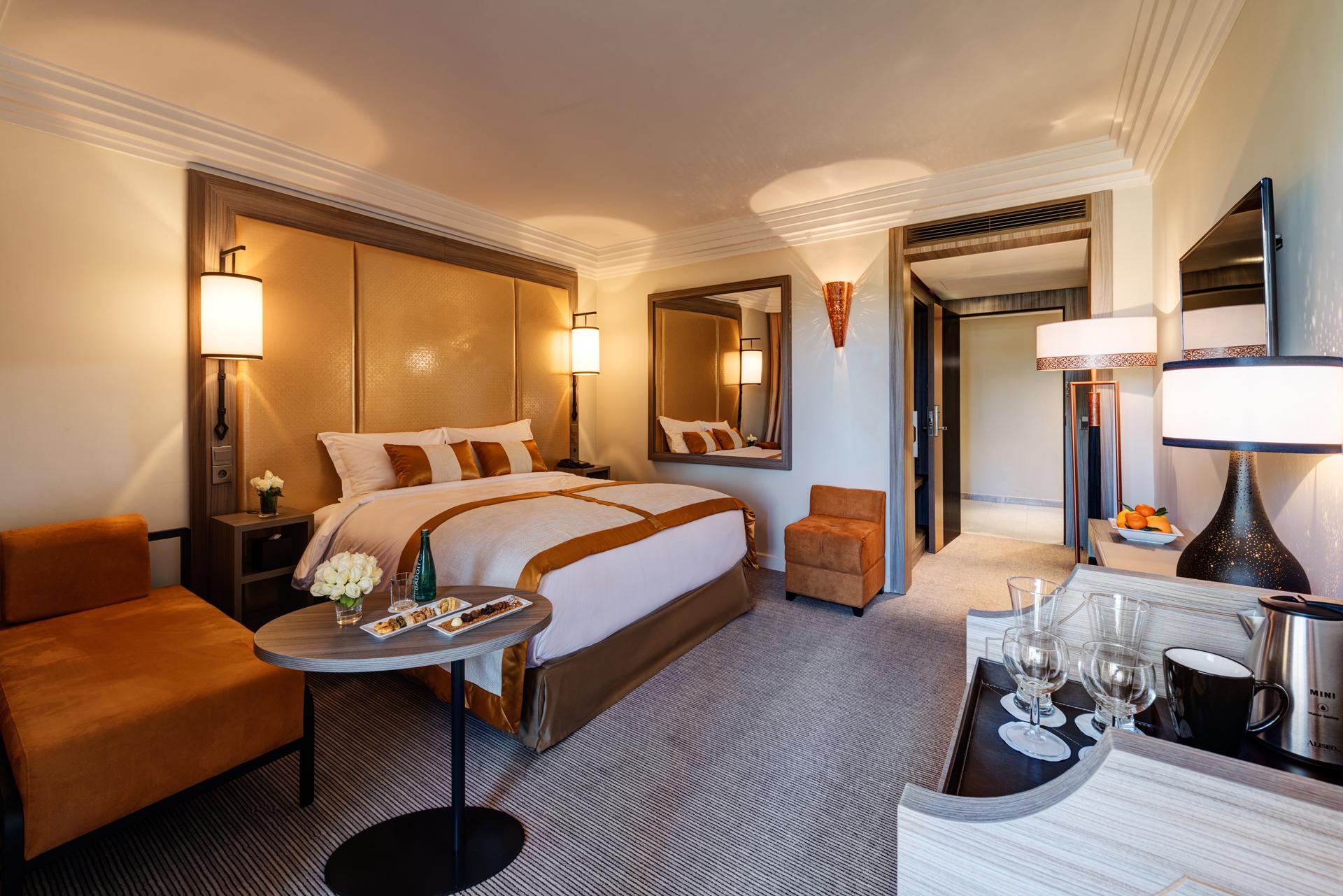 هتل رادیسون بلو مراکش کار ایدن شهر مراکش
