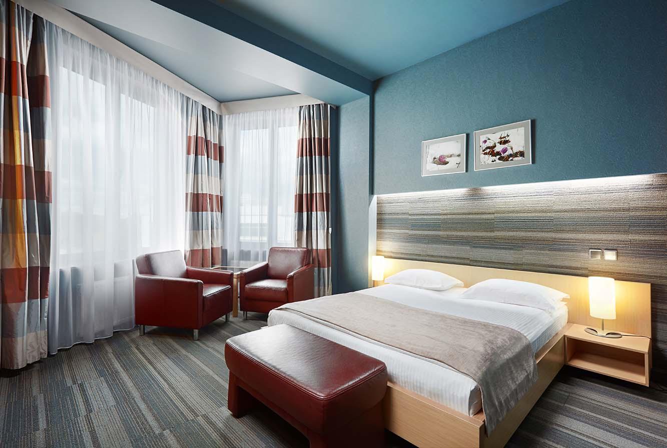 هتل ویکتوریا 2 مینسک