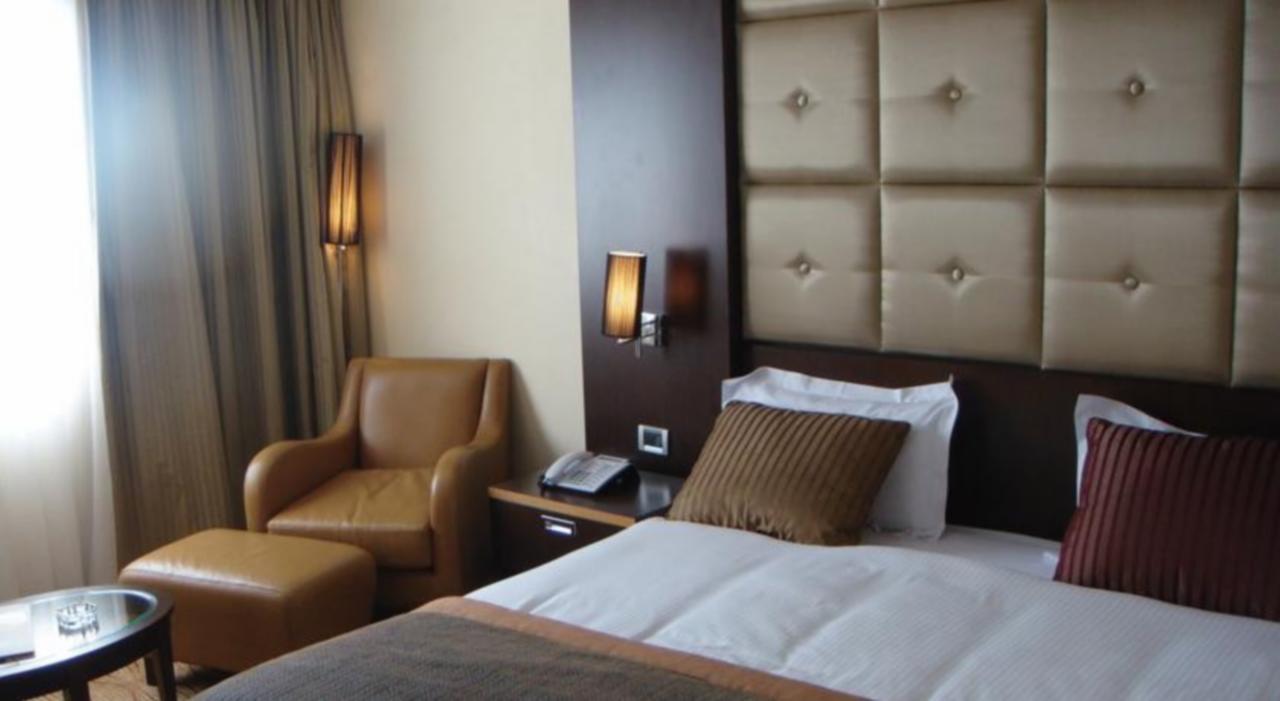 هتل گلدن تولیپ فرح رباط