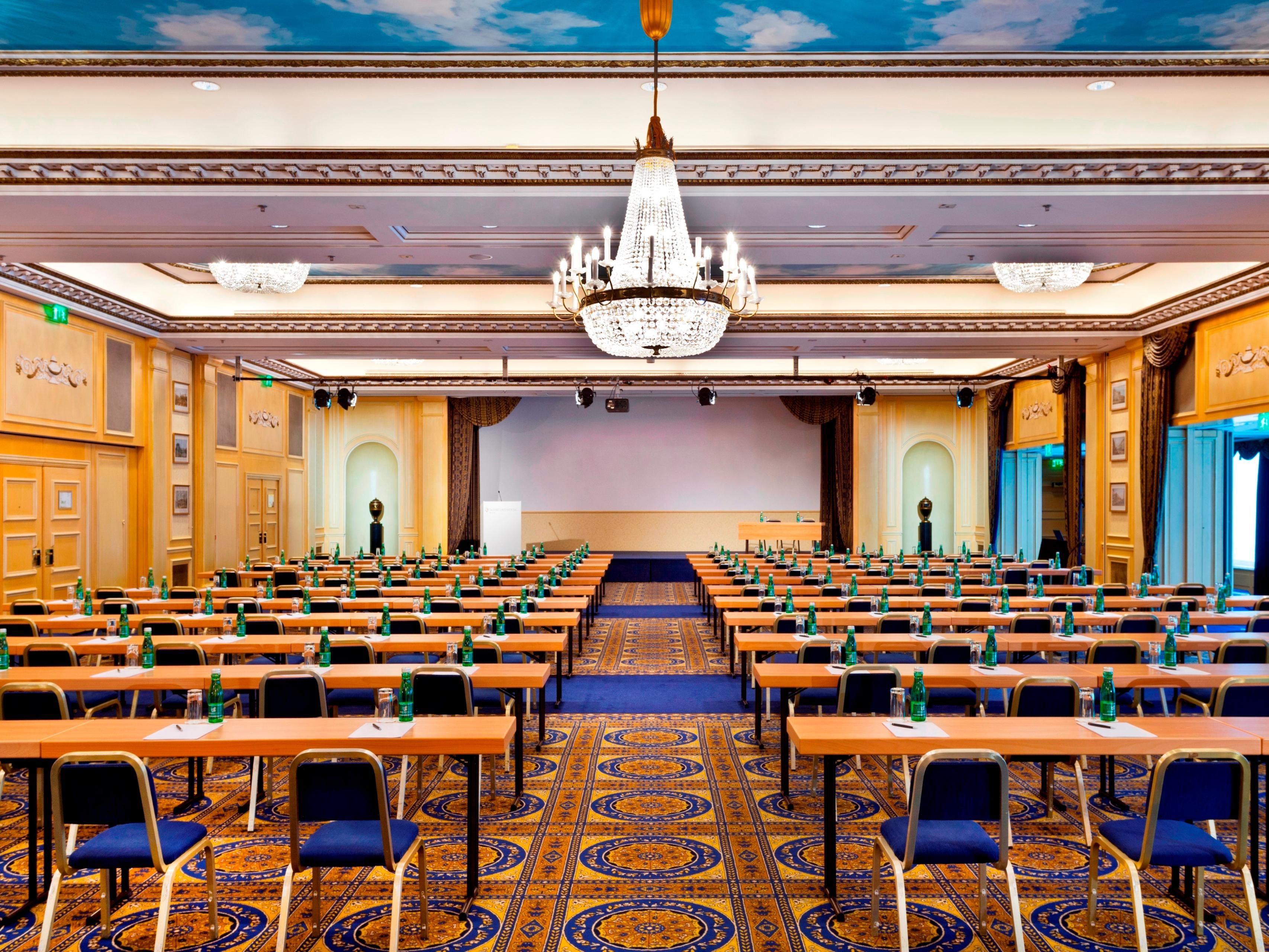 هتل اینترکانتیننتال وین