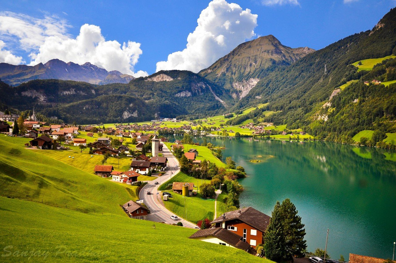 جاذبه های گردشگری برن پایتخت سوئیس