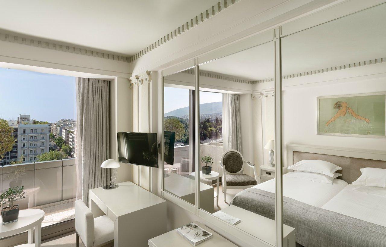 هتل ان جی وی آتن پلازا