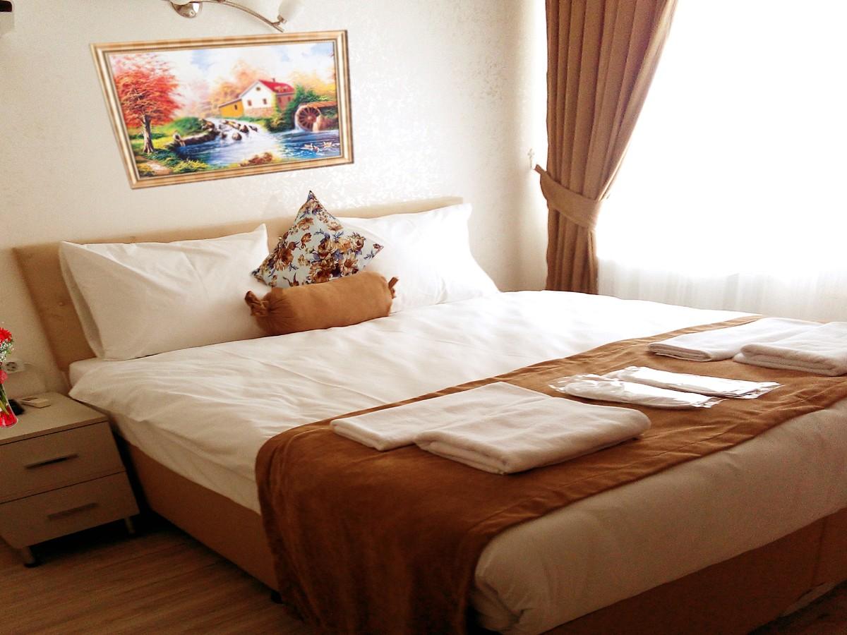 هتل گلدن پراز استانبول