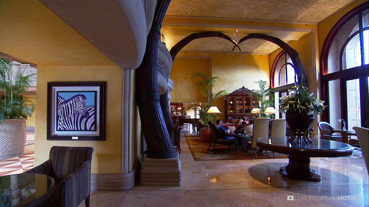 هتل د پالاس آو لاست سیتی