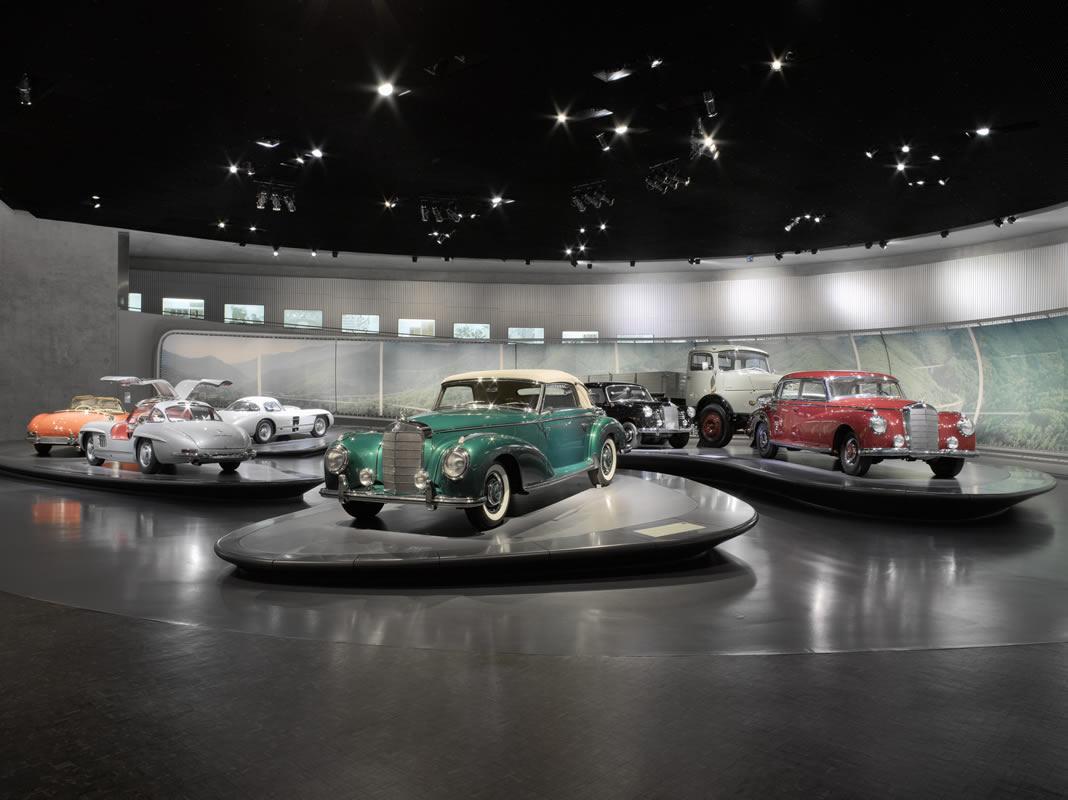 موزه مرسدس بنز