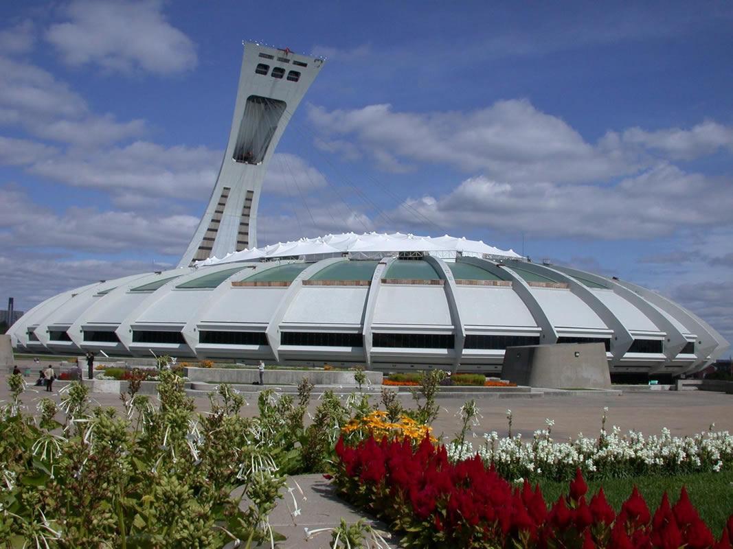استادیوم المپیک مونترال