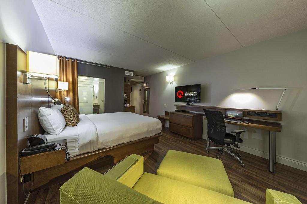 هتل و سوییت نورمادین کبک سیتی