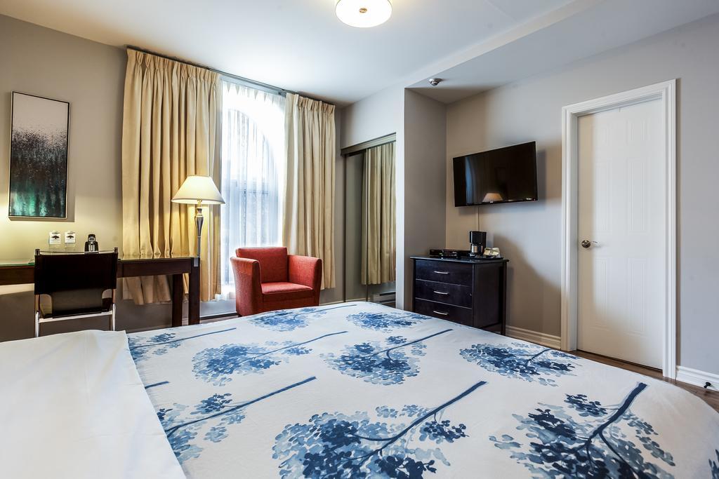 هتل اوبرج فونتین مونترال