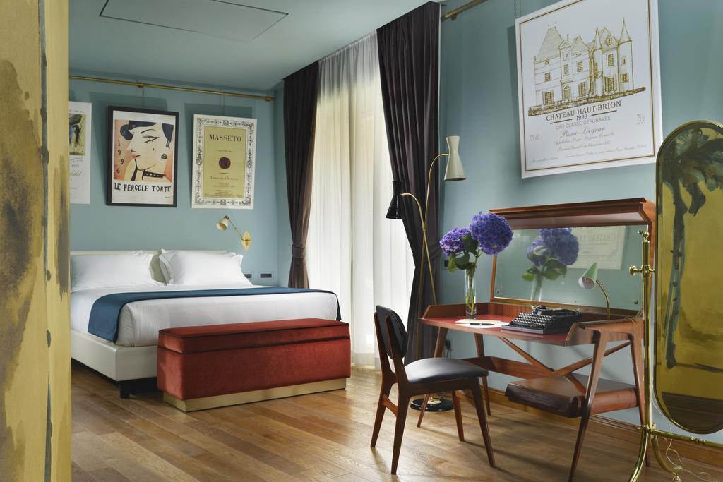هتل دی ریسی رم