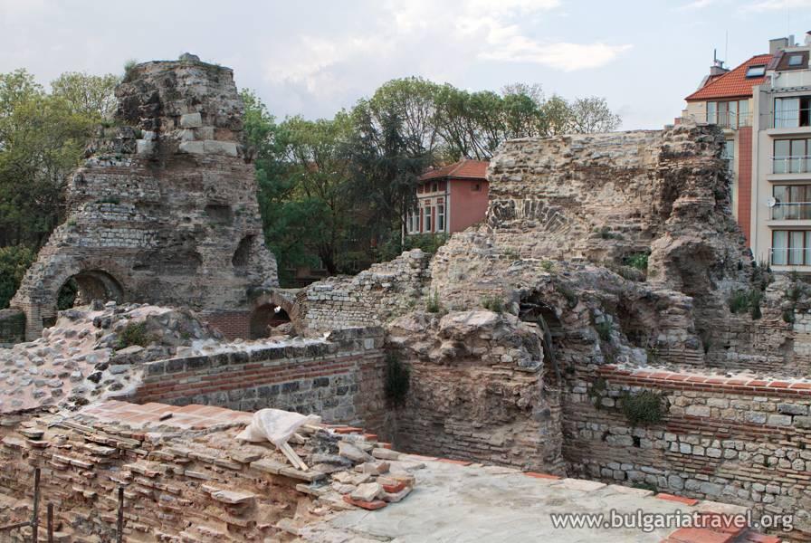 حمام های رومی وارنا