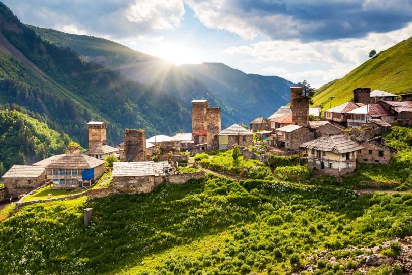 سفر به گرجستان