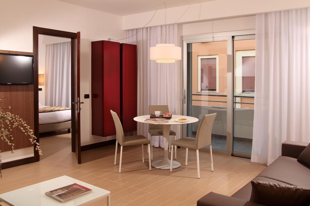 هتل رزیدنس پاریولی رم