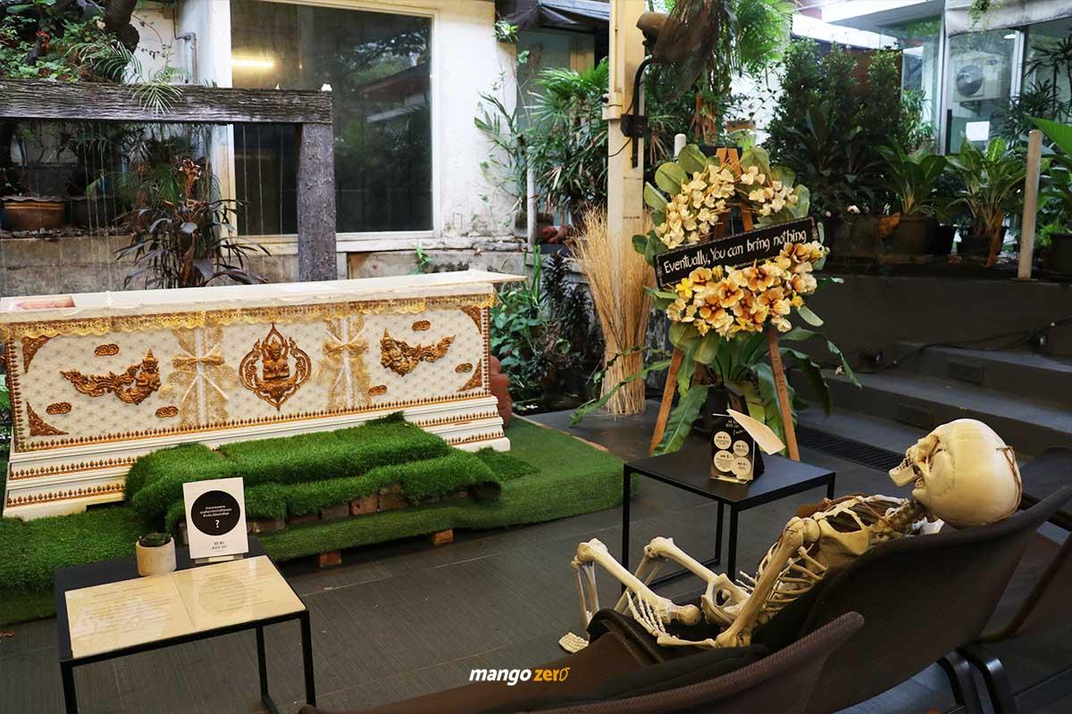 کافه مرگ بانکوک