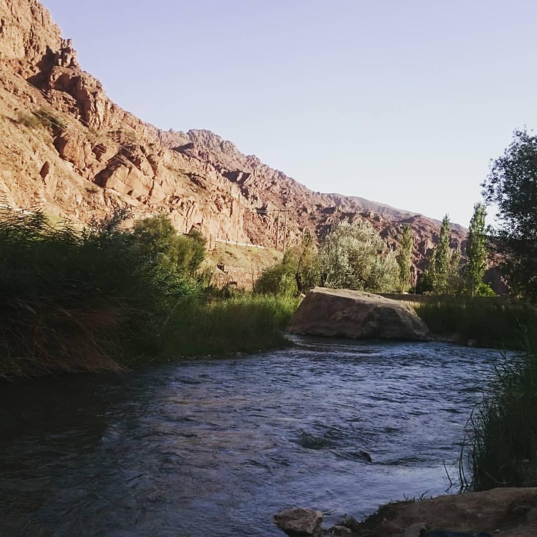 چشمه آب معدنی خمده فیروزکوه