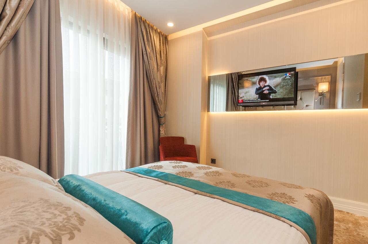 هتل پارک گرازا استانبول