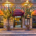 هتل مورگانا رم