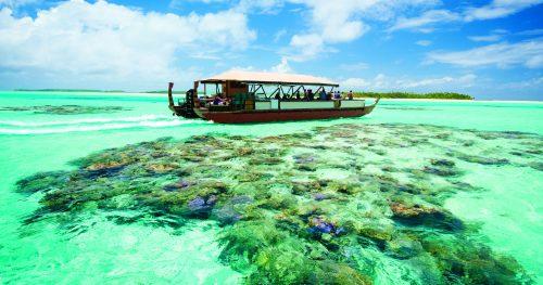 جزایر زیبای کوک