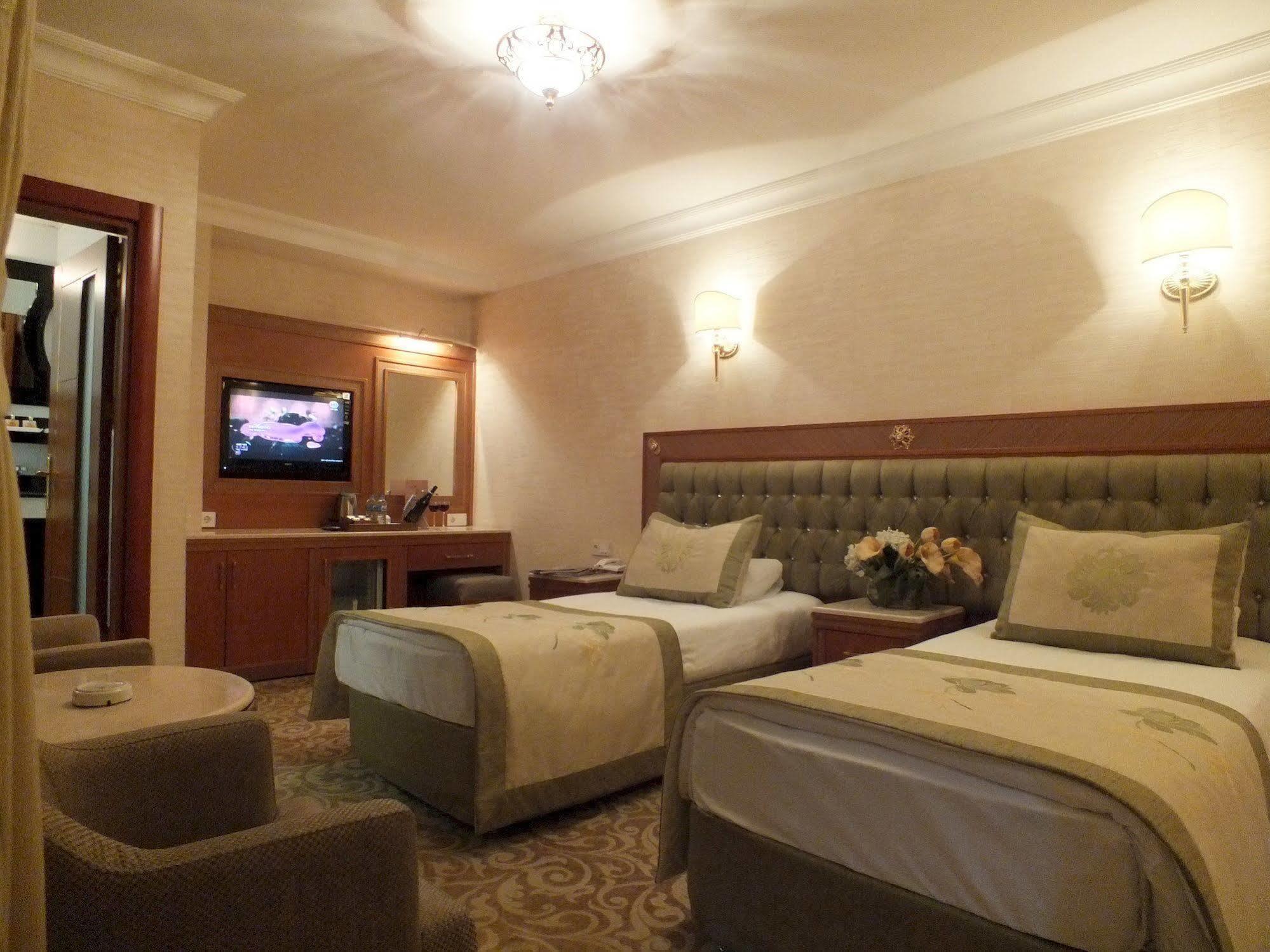 هتل گرند آسیان استانبول