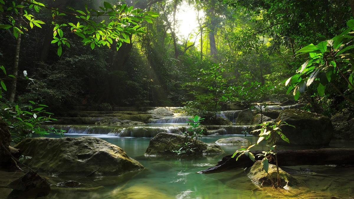 پارک ملی اراوان تایلند