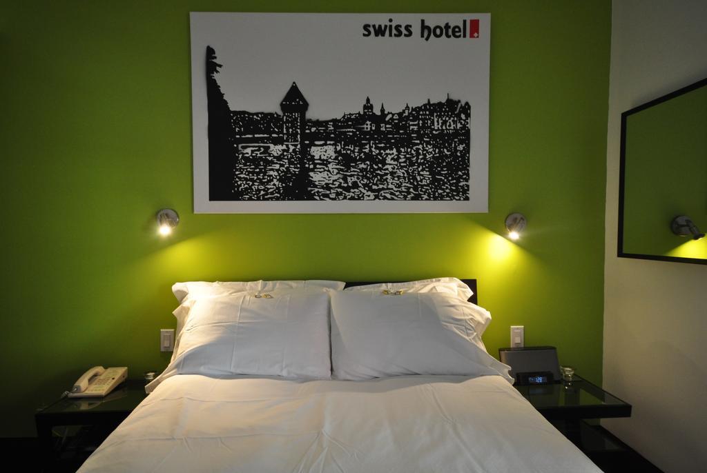 هتل سوییس اتاوا