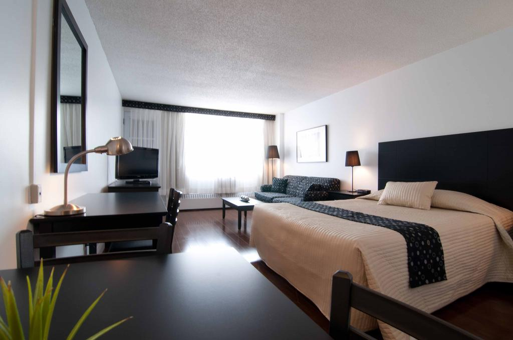 هتل تور بلودر مونترال