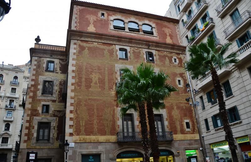 خیابان ویا لائتانا بارسلونا