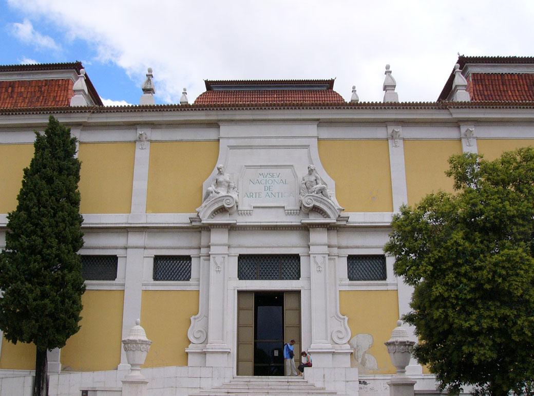 موزه ملی هنر باستانی لیسبون