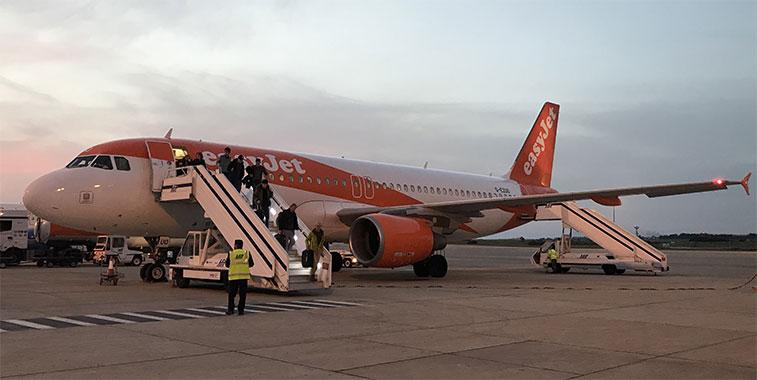 شرکت هواپیمایی ایزی جت