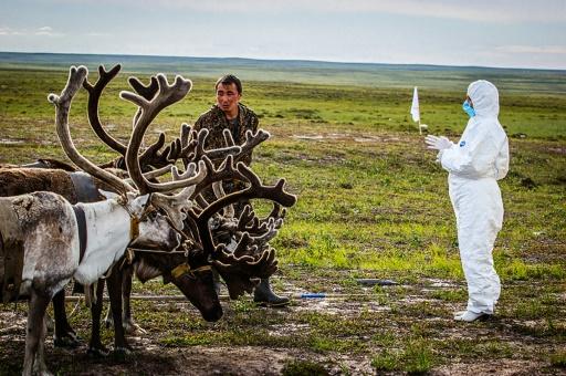 قوم چوکچی روسیه