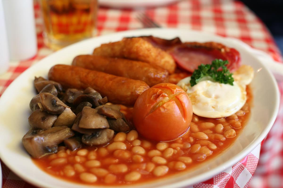 غذاهای معروف انگلیسی