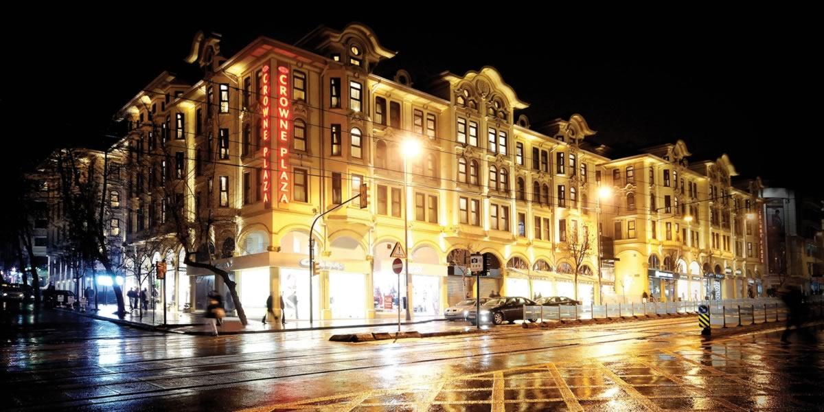 هتل کراون پلازا اولد سیتی استانبول