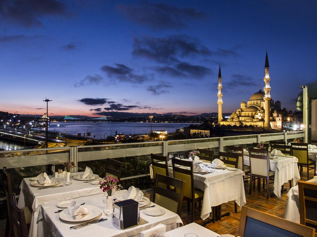 برترین رستوران های گیاهی استانبول