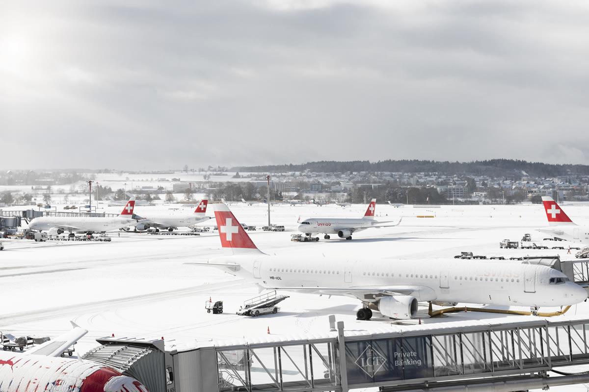 فرودگاه بین المللی زوریخ