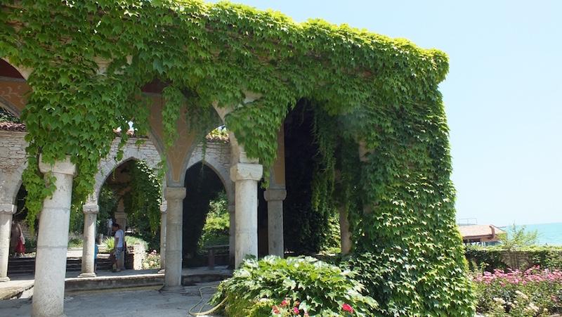 کاخ سلطنتی بالچیک وارنا