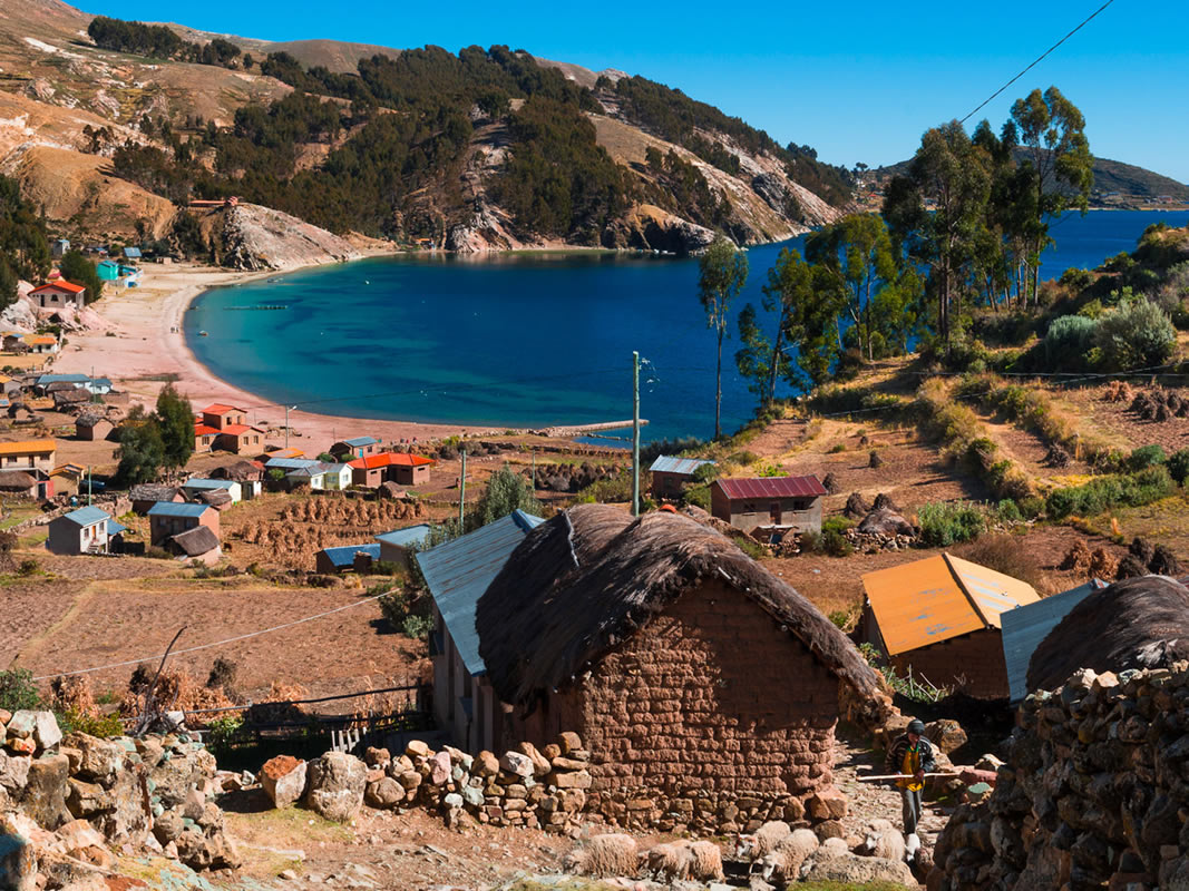 7 جزیره زیبا و عجیب