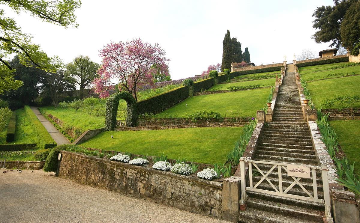 باغ های باردینی فلورانس