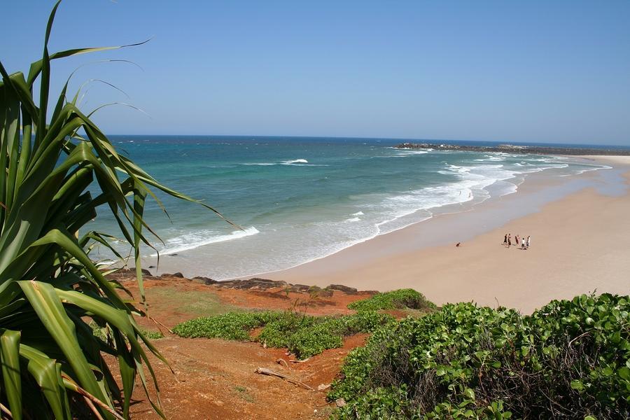 ساحل شلی استرالیا