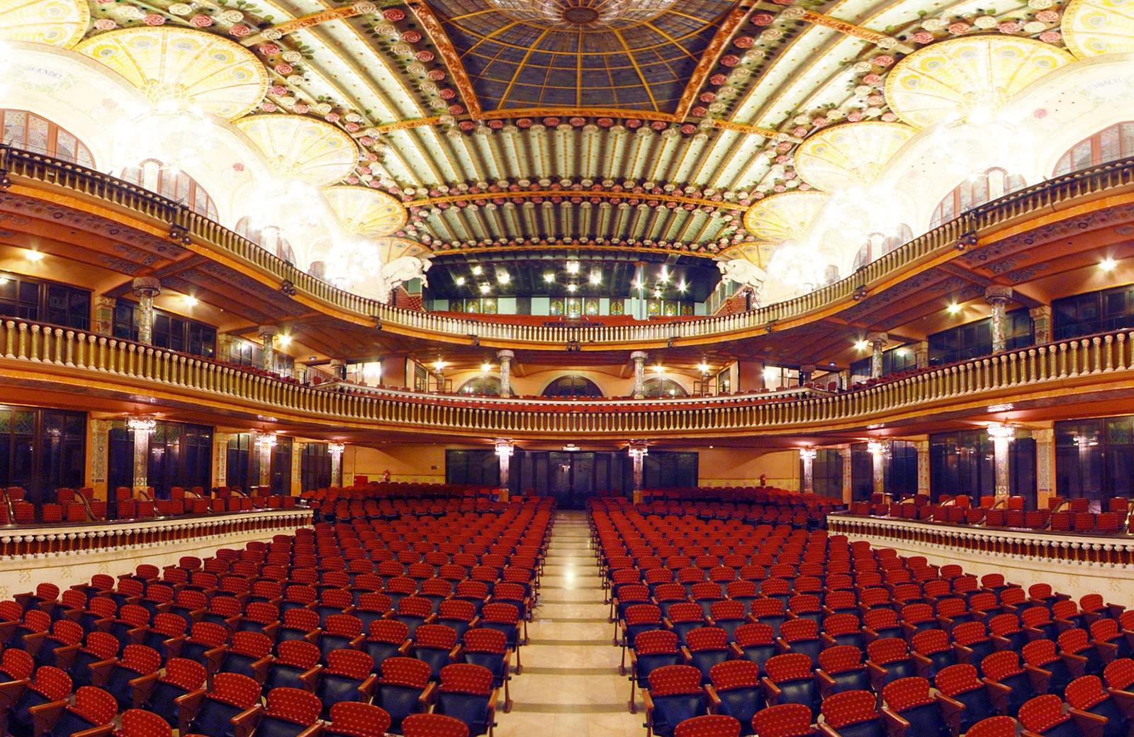 5 سالن تئاتر باشکوه دنیا