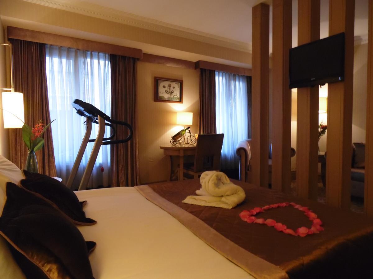 هتل پیانوفورت استانبول