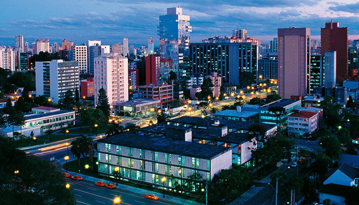 کوریتیبا شهری سبز