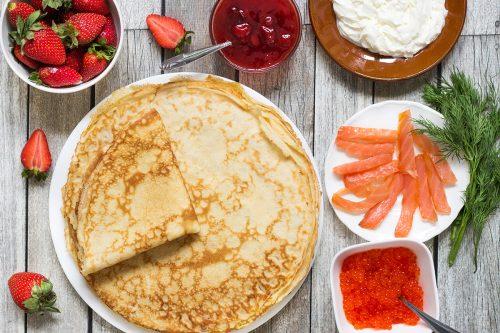 بهترین غذاهایی که میتوانید در روسیه میل کنید